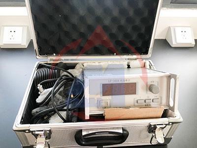 光学仪器校验