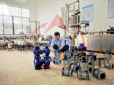 石油化工仪器校验