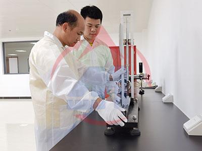 纺织皮革仪器校正
